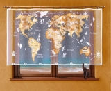 208 Е, Mapa (Карта)