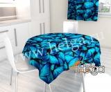 Голубые бабочки Арт.5205-С