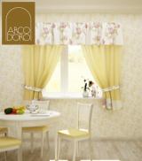 Кухонная штора К101